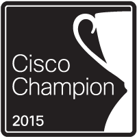 Cisco Champion 2015