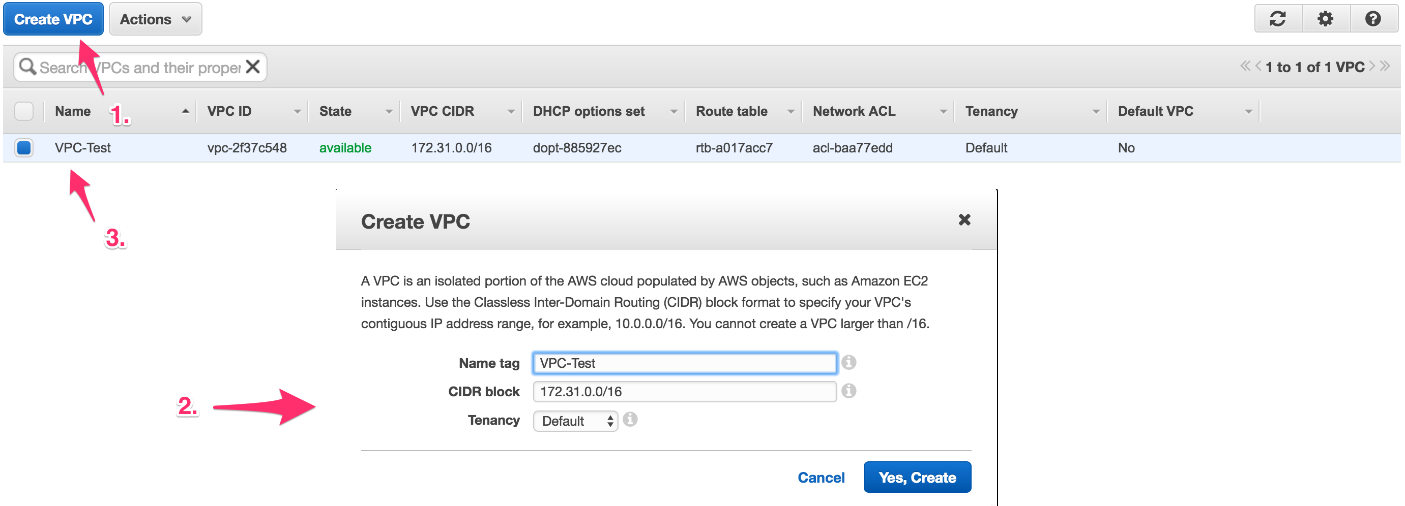 Connecting a VPN between AWS and VMware NSX - Lostdomain
