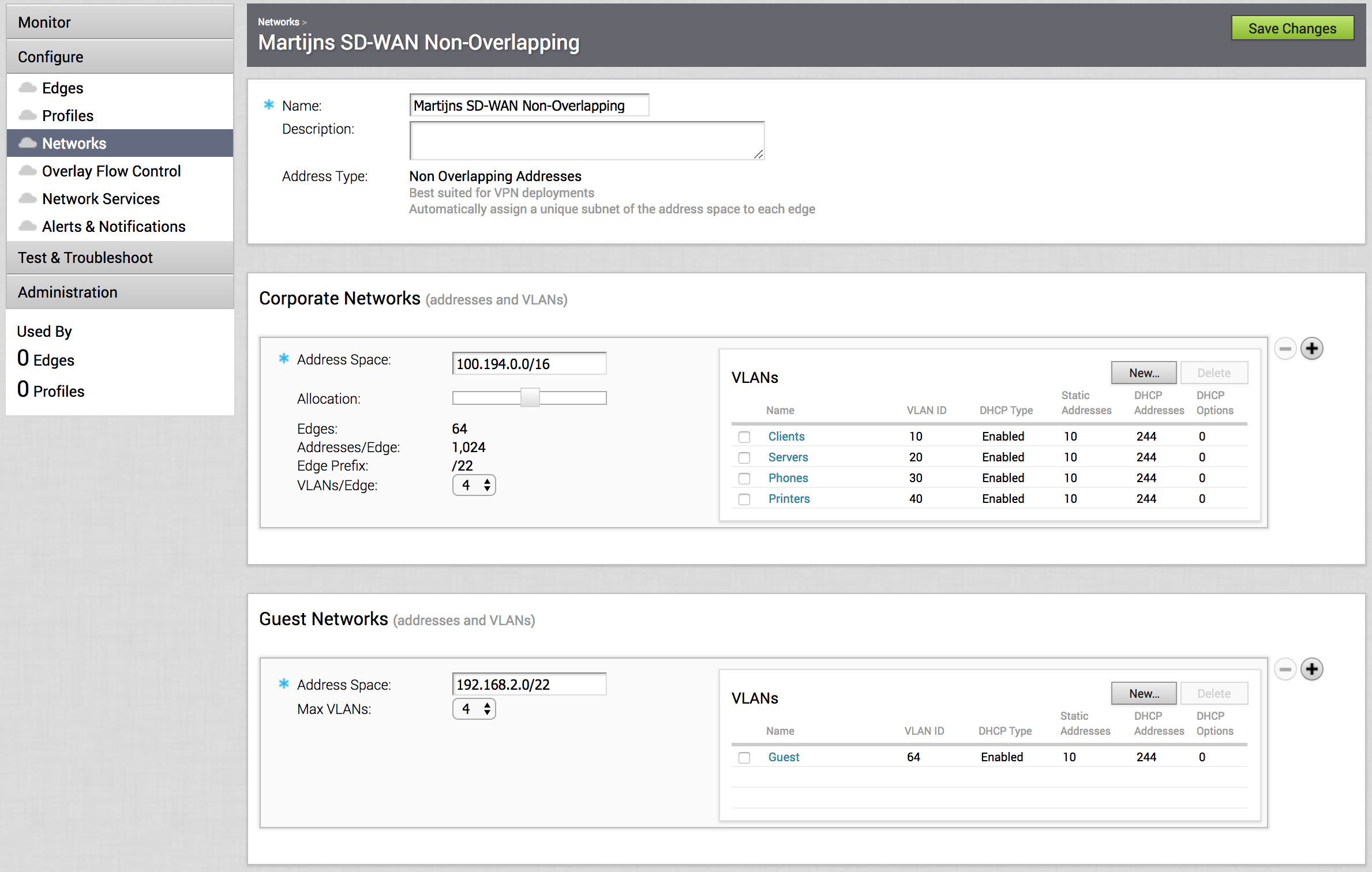 Learning NSX SD-WAN by VeloCloud - Orchestrator