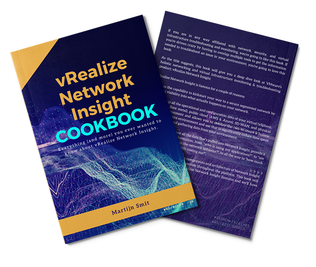 vRealize Network Insight Cookbook - Paperback